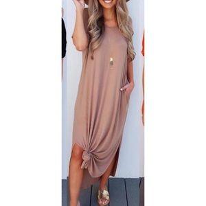 Hope's Women's Feeling Fun Maxi Dress